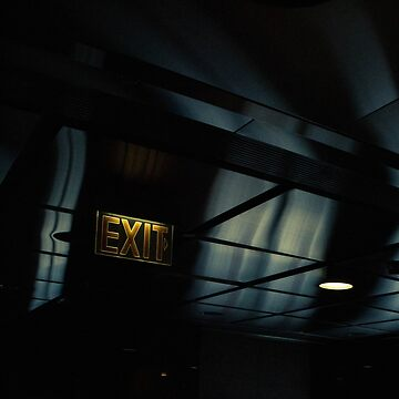 ii. No Exit  by anthonyxbailey