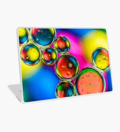 Oil & Water 3 Laptop Skin