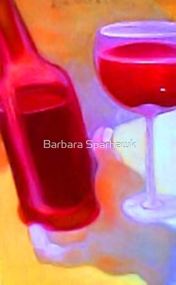 Wine Tasting  by Barbara Sparhawk