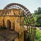 Ancient Water Mill - Cordoba by MikeSquires