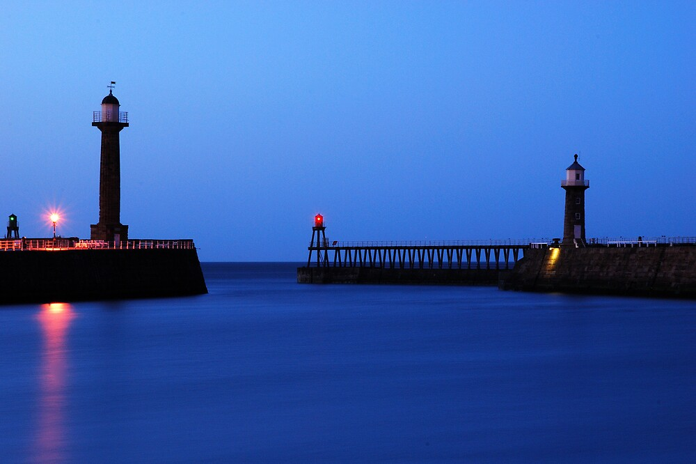 Whitby Harbour by pelfking