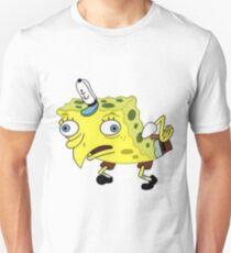 Mocking Spongebob Unisex T-Shirt