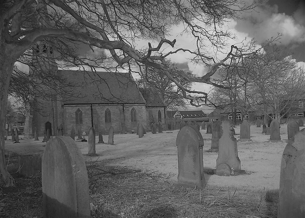 Churchyard by pelfking