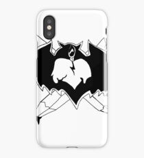 Vampire Hunter iPhone Case