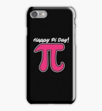Happy PI Day Shirt iPhone Case/Skin