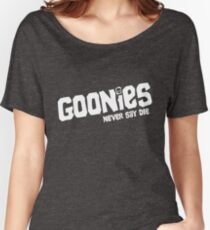 The Goonies (large size) Women's Relaxed Fit T-Shirt