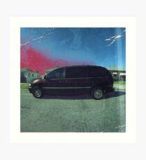 Kendrick Lamar van Kunstdruck