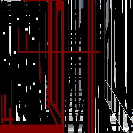 red line 3 by mhkantor