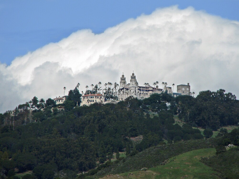 Hearst Castle by Kristy Robb