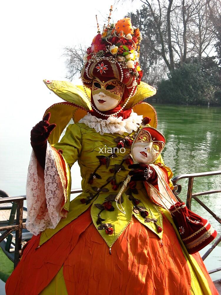 Carnivale by xiano
