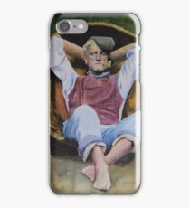 The Recliner iPhone Case/Skin