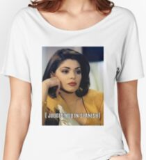 [judges you in Spanish] MEME Women's Relaxed Fit T-Shirt