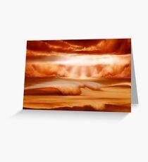 Julian Rocks-Byron Bay Greeting Card