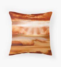 Julian Rocks-Byron Bay Throw Pillow