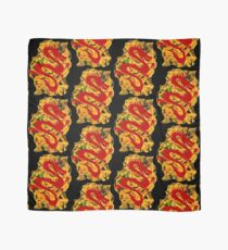 RED DRAGON Scarf
