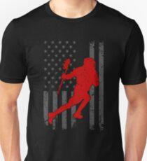American Lacrosse Shirt T-Shirt