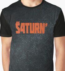 MrS4TURN9 Starfield Grafik T-Shirt