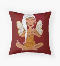 Love is Powerful Throw Pillow