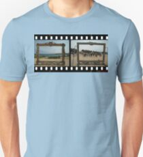 Framed - Two Views,Sculptures By The Sea 2011 T-Shirt