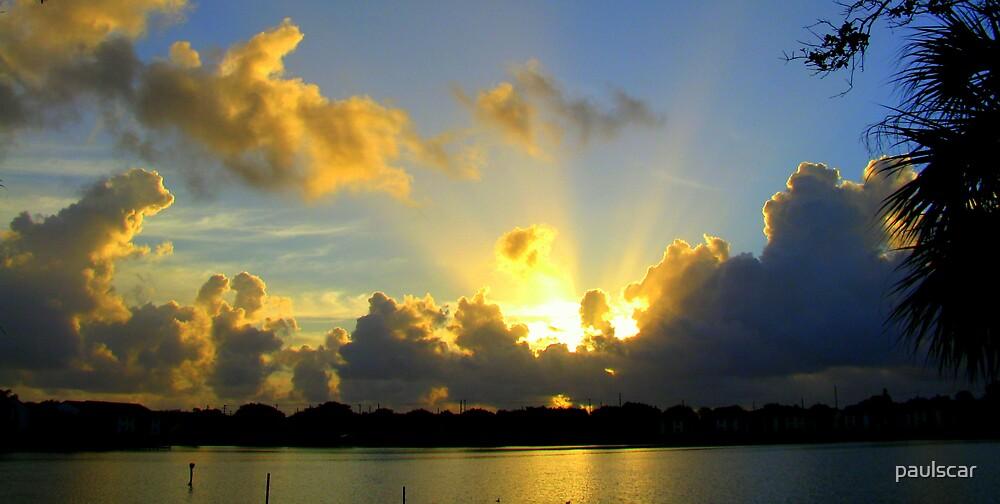 golden sunrise by paulscar