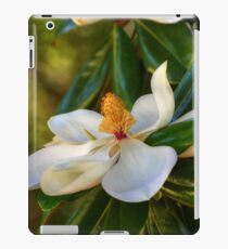 Southern Magnolia Blossom iPad Case/Skin