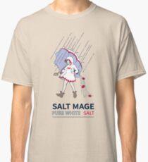 Pure White Salt Mage - Light Backgrounds Classic T-Shirt