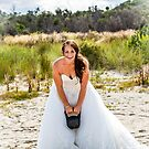 Crossfit Bride in training by Kathleen Hill