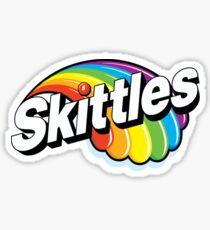 Skittles Logo Sticker