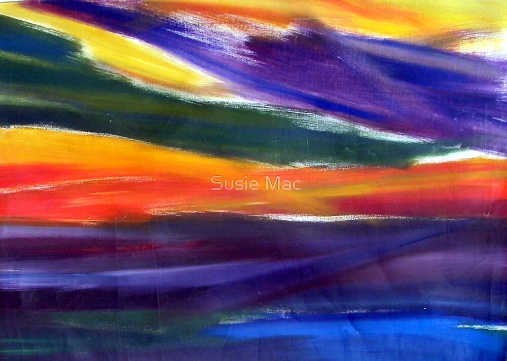 Sunsets in skin 3 by Susie Mac