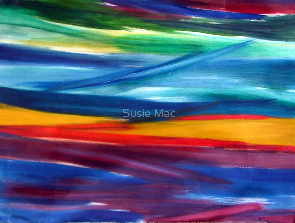 Sunsets in skin 6 by Susie Mac