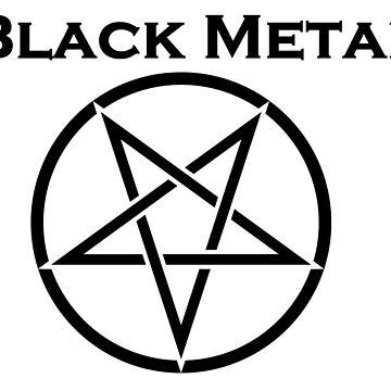 Black Metal by blasphemyth