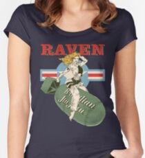 B52 Women's Fitted Scoop T-Shirt
