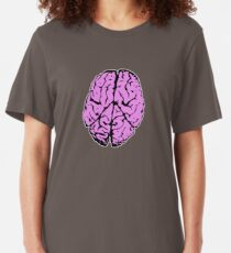 Peace of Mind...should always be spelt with 'ea' not 'ie'. Slim Fit T-Shirt