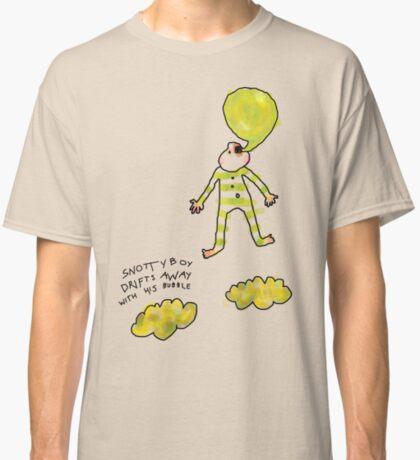 'Snotty Boy Bubbles' Classic T-Shirt