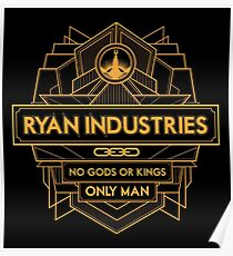 Ryan Industries Poster