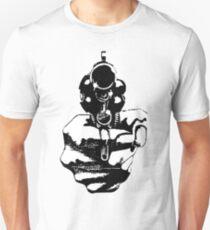 Gun Pistol Unisex T-Shirt