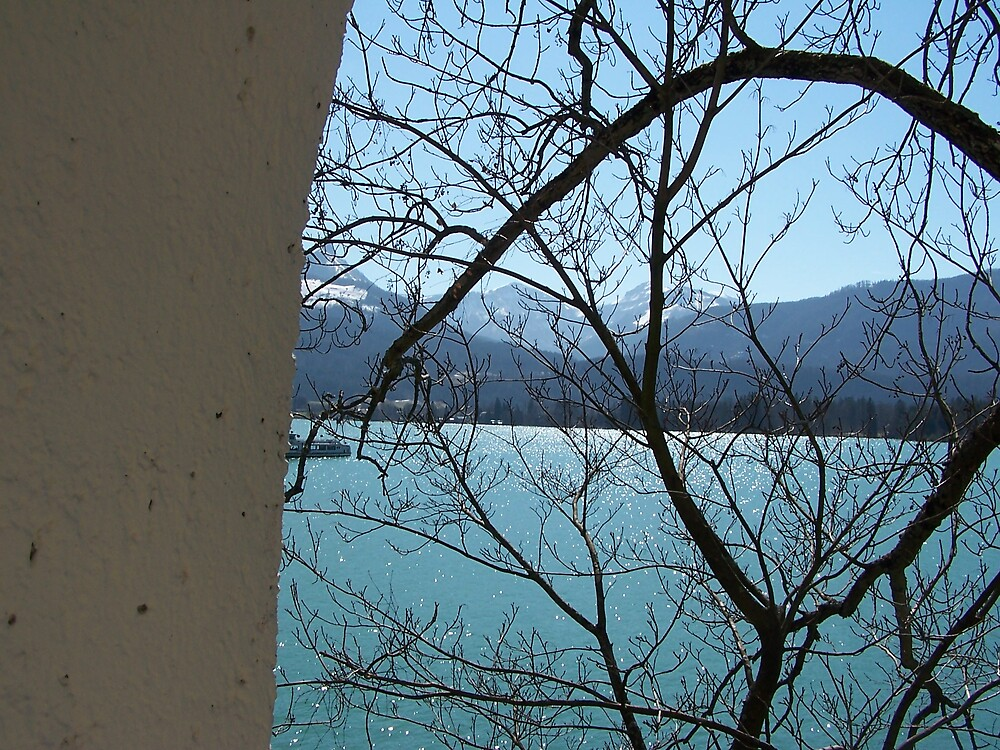 Wolfgansee, Austria by Carrie Norberg