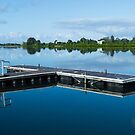 Taree Manning River Pontoon 021 by kevin chippindall