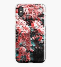 Flower shift iPhone Case