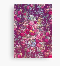 """""""Bouquety"""" Canvas Print"""