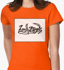 lonely night lettering T-Shirt
