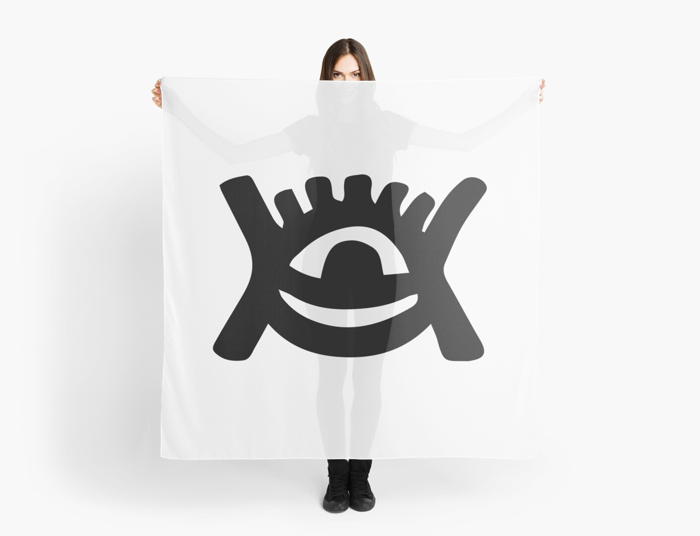 Adinkra Symbol Of The Universe Scarves By Handcraftline Redbubble