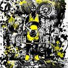 STEET BALLIN (NOTHIN BUT NET )YELLOW by DionJay