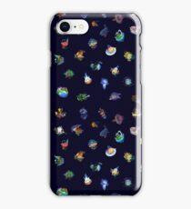 Kingdom Hearts Worlds iPhone Case/Skin