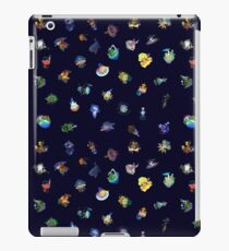 Kingdom Hearts Worlds iPad Case/Skin