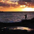 Early morning fishin' by myraj