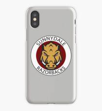 Sunnydale Razorbacks (Buffy) iPhone Case