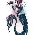 Punk Mermaid  by bitteralice