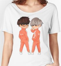 [BTS] SOPE Women's Relaxed Fit T-Shirt