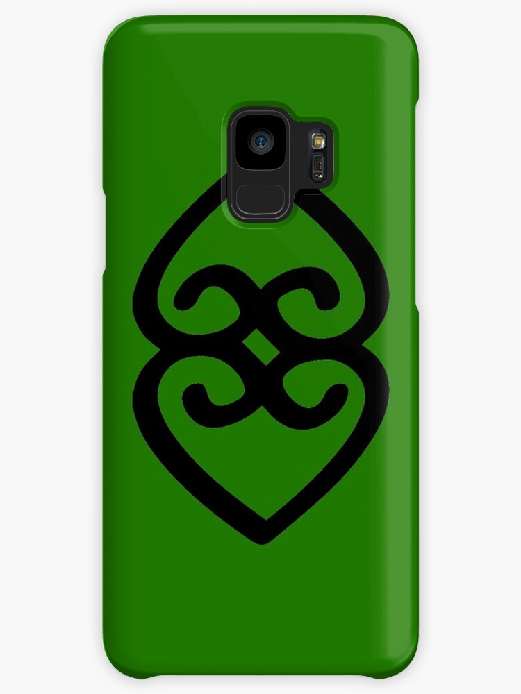 Adinkra Symbol Of Providence And The Divinity Of Mother Earth Cases